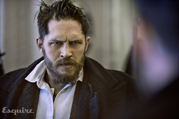 Tom Hardy Says Things ...