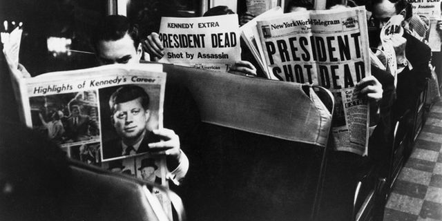 murder of jfk essay John f kennedy assassination  a site devoted to dispelling myths about the murder weapon:  my own essay on what jfk conspiracy theories have in.