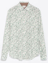 20 floral shirts to wear this spring best shirts for men for Zara mens floral shirt