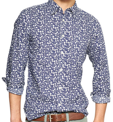 20 floral shirts to wear this spring best shirts for men for Printed shirts for men