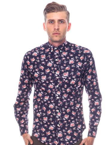 Floral Shirt Mens