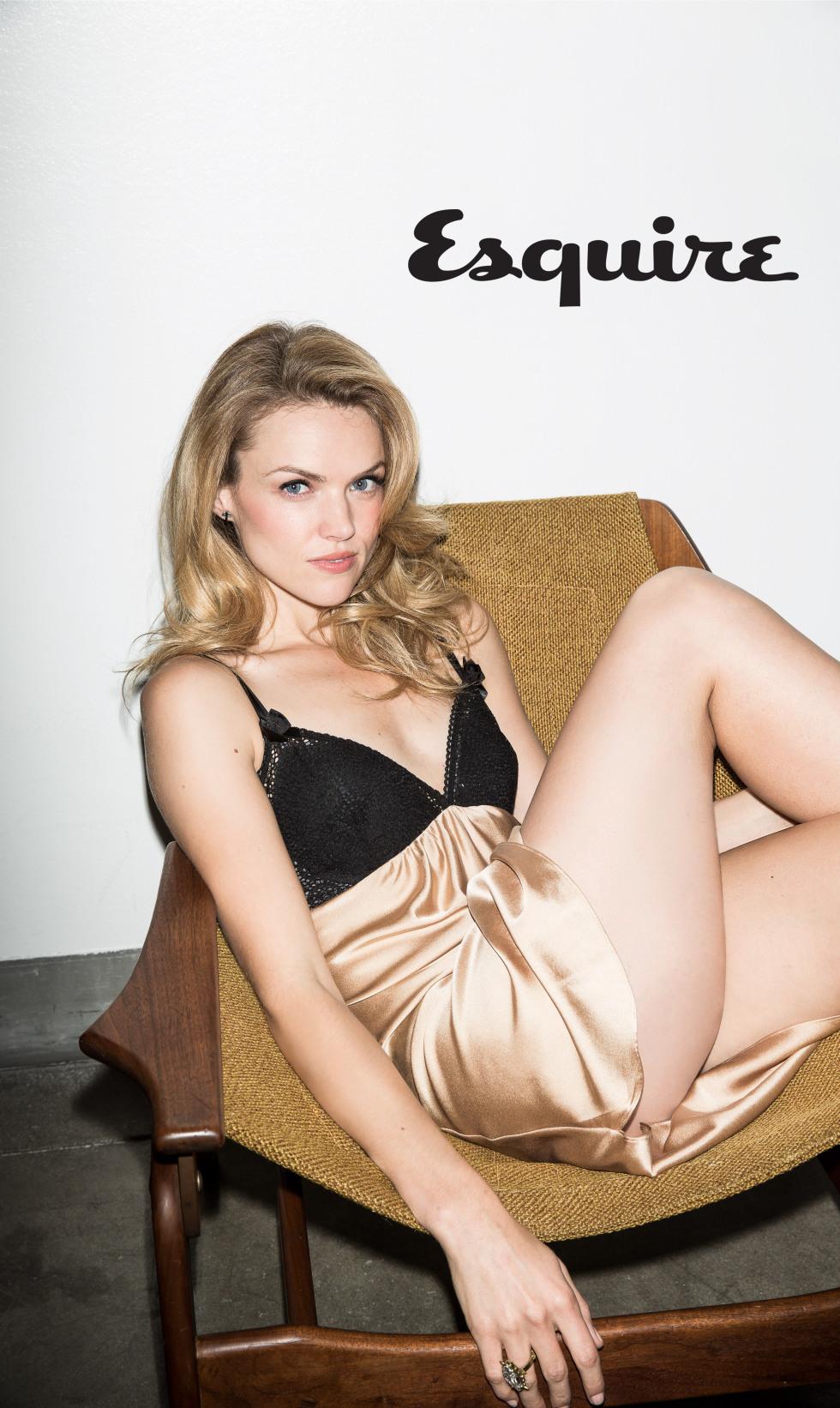 Erin Richards Nude: Gotham City's Sexiest Lady   Article   Break