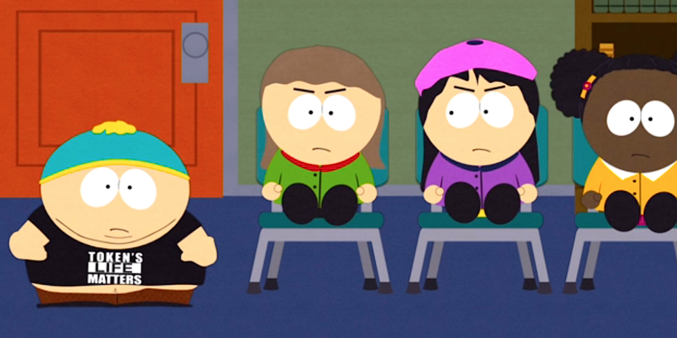 Member Berries is the first episode of South Park's 20th season. With the upcoming presidential elections in the U.S. there's no doubt the entire season will revolve around political controversy. Image Source: Esquire