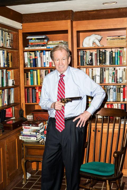 When Pat Buchanan Tried To Make America Great Again