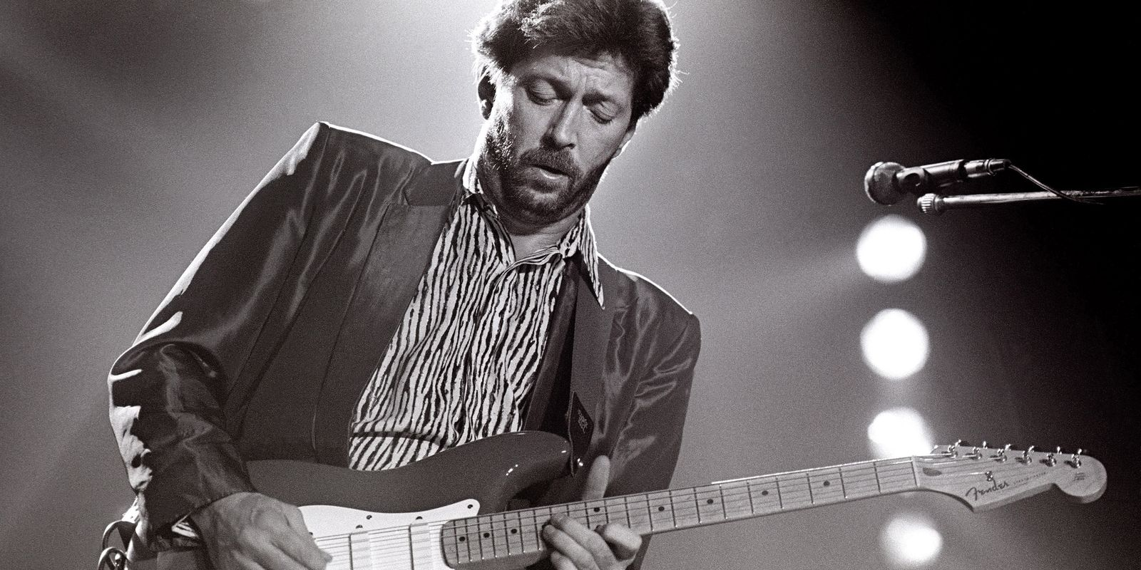Happy birthday Eric Clapton....