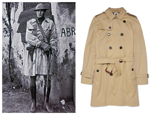 Burberry - The Trench Coat